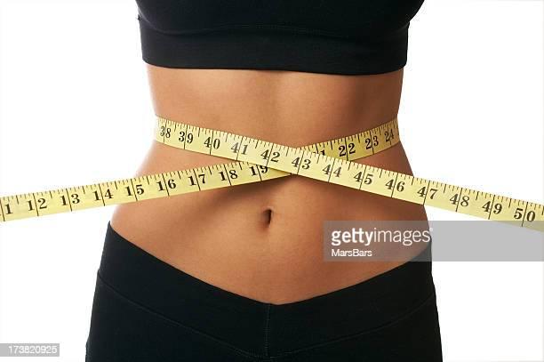 Diät Gewicht Verlust-Konzept