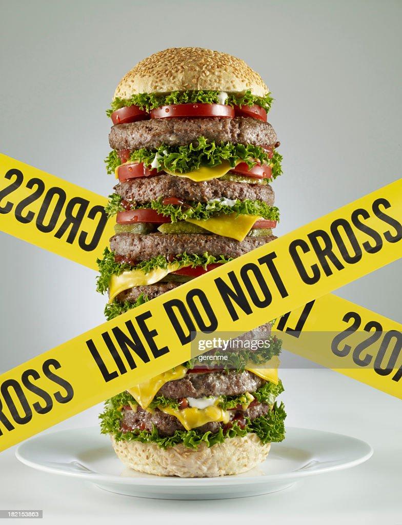 Diet Zone : Stock Photo
