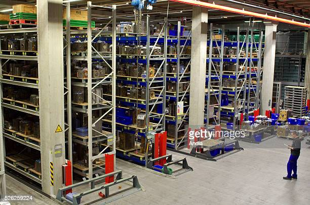 Production center of moulds for Playmobil toys owned by the German toy company Geobra The other Playmobil toys factories are located in Malta and in...