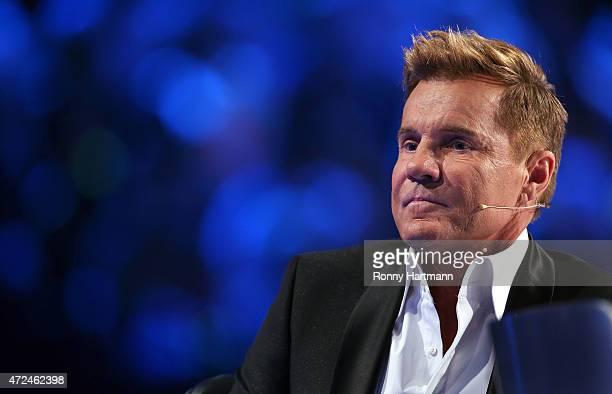 Dieter Bohlen attends the 'Deutschland sucht den Superstar' show from Leipzig on May 5 2015 in Leipzig Germany