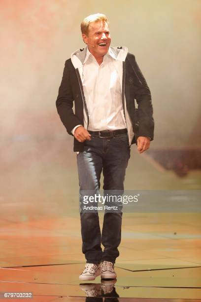 Dieter Bohlen during the finals of the tv competition 'Deutschland sucht den Superstar' at Coloneum on May 6 2017 in Cologne Germany