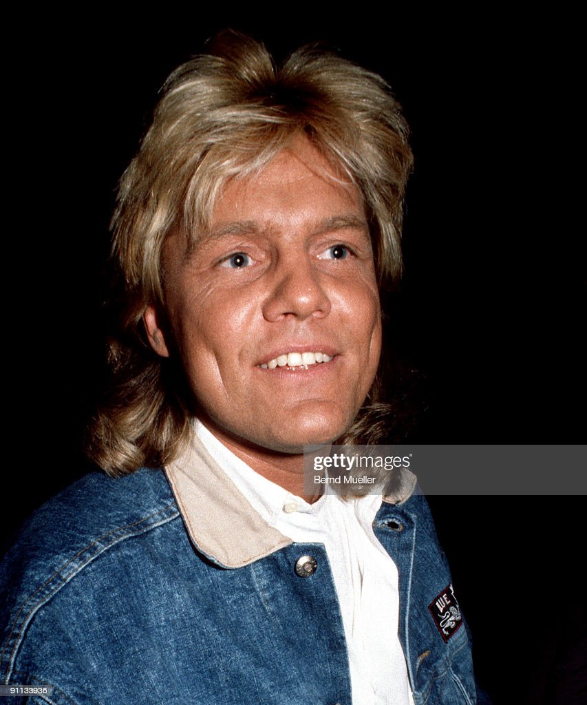 ... Dieter Bohlen from Blue System appears in concert in Munich Germany on ...