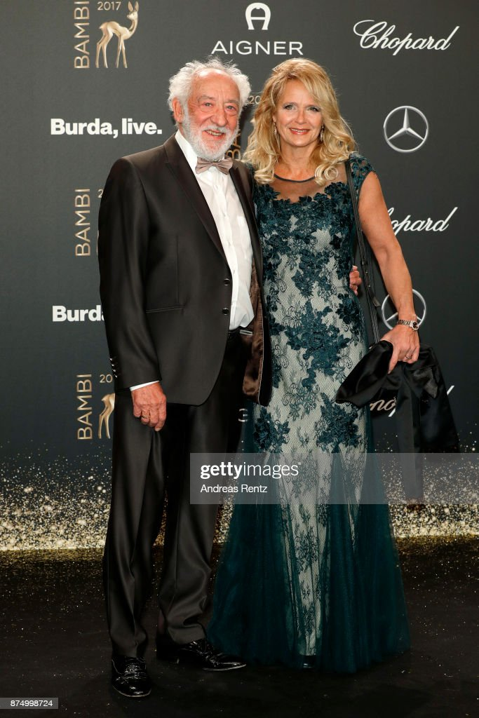 Red Carpet Arrivals - Bambi Awards 2017