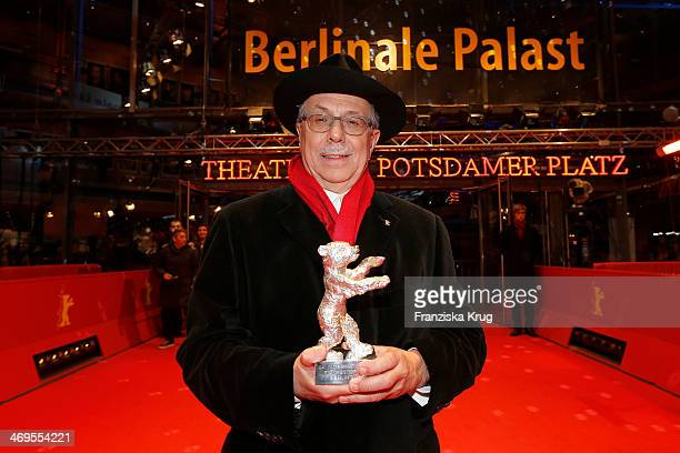 Dieter Kosslick attends the closing ceremony during the 64th Berlinale International Film Festival at Berlinale Palast on February 15 2014 in Berlin...