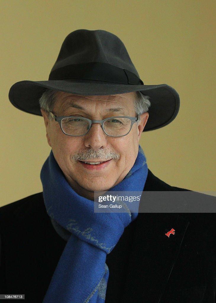 Dieter Kosslick Speaks To Foreign Journalists