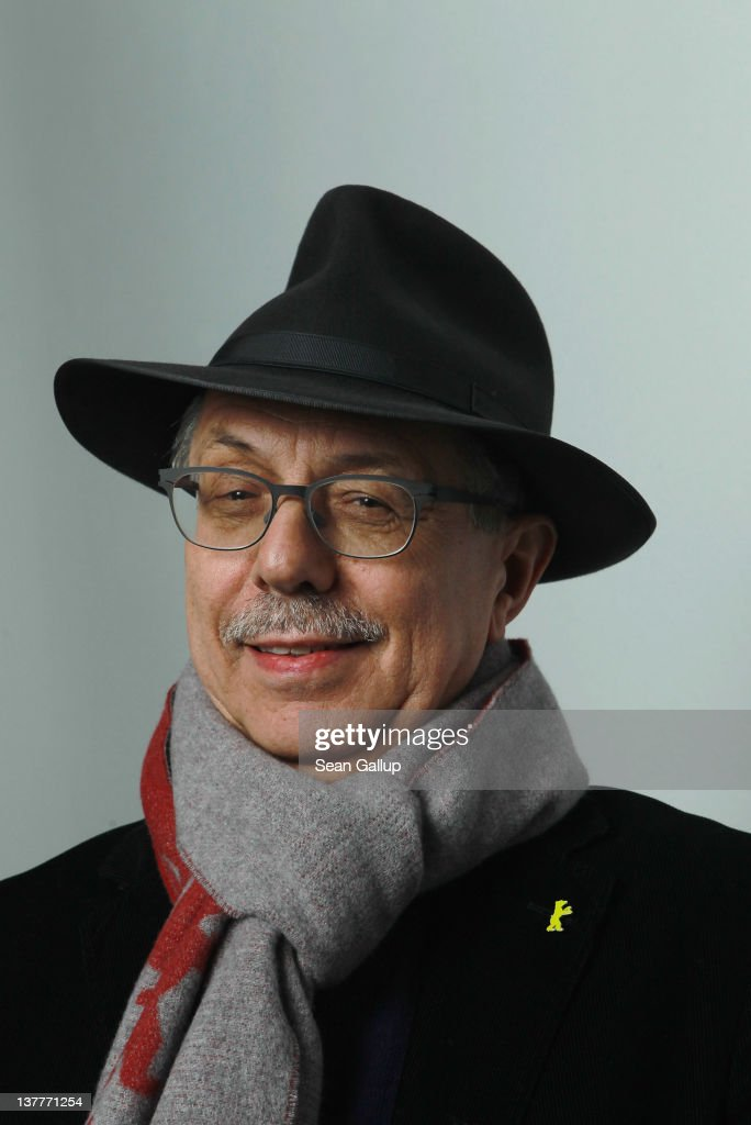<a gi-track='captionPersonalityLinkClicked' href=/galleries/search?phrase=Dieter+Kosslick&family=editorial&specificpeople=213030 ng-click='$event.stopPropagation()'>Dieter Kosslick</a>, Director of the Berlinale International Film Festival, poses for a brief portrait upon his arrival to speak to the Foreign Journalists' Association on January 26, 2012 in Berlin, Germany. The 62nd Berlinale will run from February 9-19.