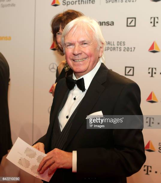 Dieter Kürten attends the German Sports Gala 'Ball des Sports 2017' on February 4 2017 in Wiesbaden Germany