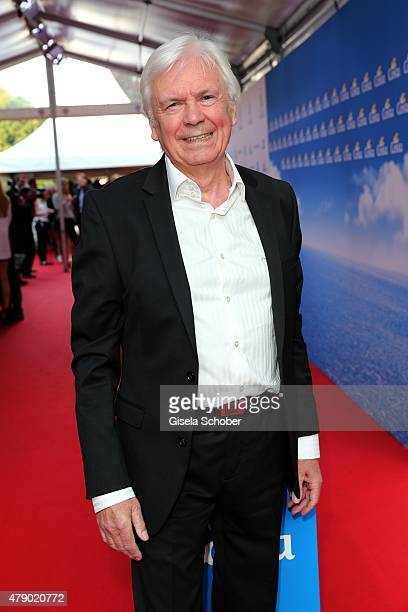 Dieter Kuerten attends the Movie meets Media party during the Munich Film Festival on June 29 2015 in Munich Germany