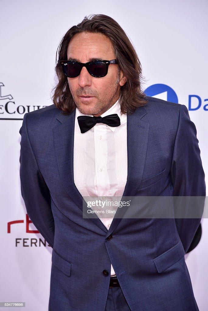 Dieter Landuris attends the Lola - German Film Award (Deutscher Filmpreis) on May 27, 2016 in Berlin, Germany.