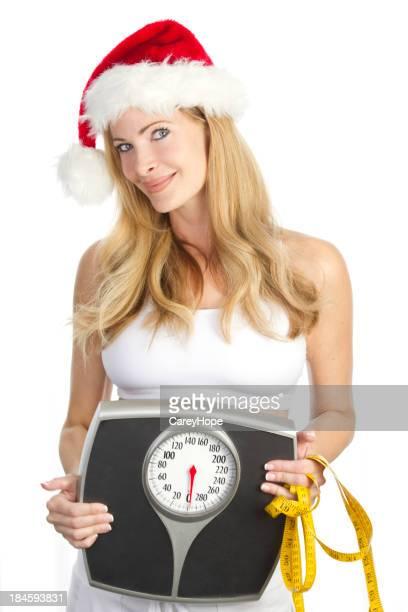 Conceito de dieta durante os feriados