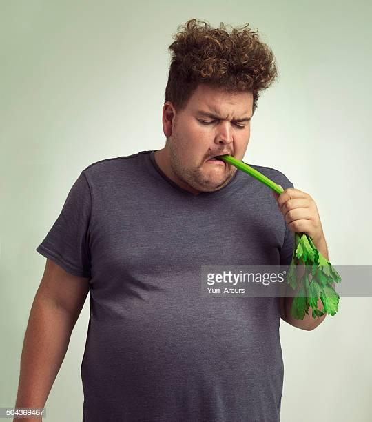 Dieting is definitely not fun