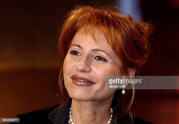 Dietlinde Lilli GRUBER Fernsehjournalistin Italien und MdEP