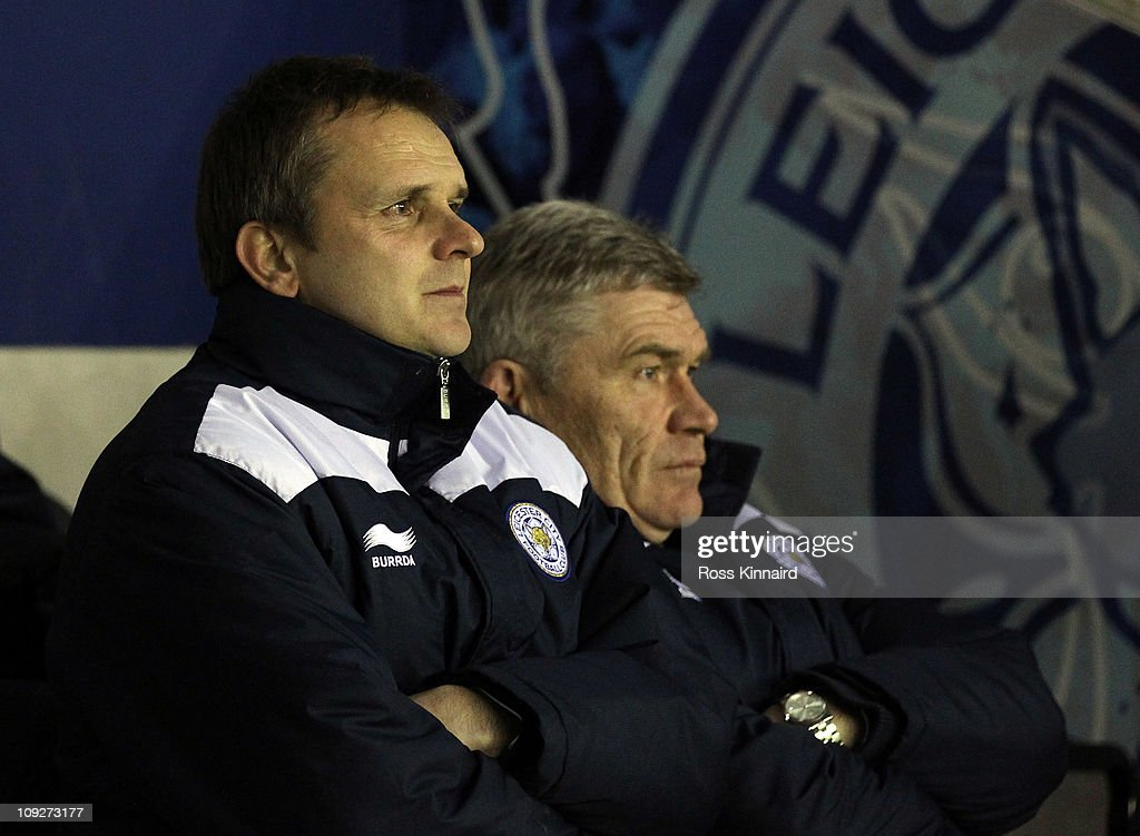 <a gi-track='captionPersonalityLinkClicked' href=/galleries/search?phrase=Dietmar+Hamann&family=editorial&specificpeople=204639 ng-click='$event.stopPropagation()'>Dietmar Hamann</a> of Leicester during the npower Championship match between Leicester City and Bristol City at the Walkers Stadium on February 18, 2011 in Leicester, England.