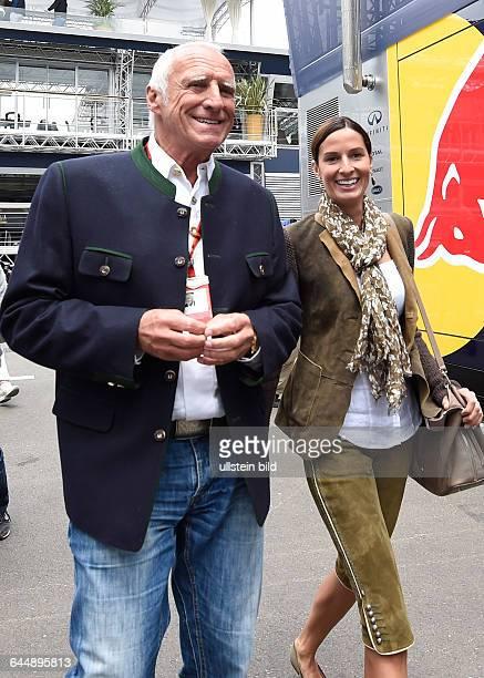 Dietrich Mateschitz Red Bull Chef VIPs F1 GP Austria in Spielberg