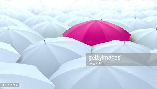 Different fashion umbrella
