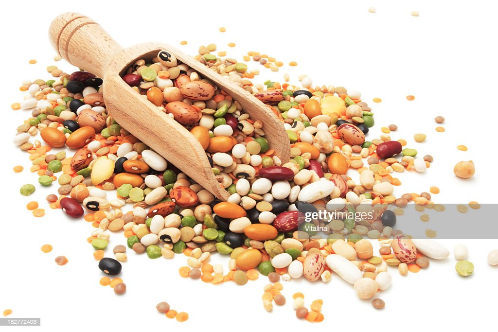 Legumes and Cereals.