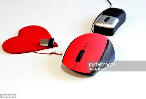 Different types of computer mouse
