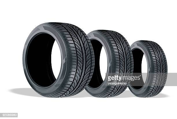 Different Tyres