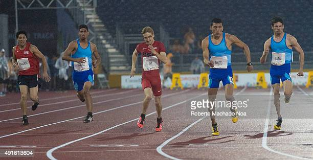 Differently abled athletes running hard to reach the finishline at the 2015 Parapan American Games The 2015 Parapan American Games commonly known as...