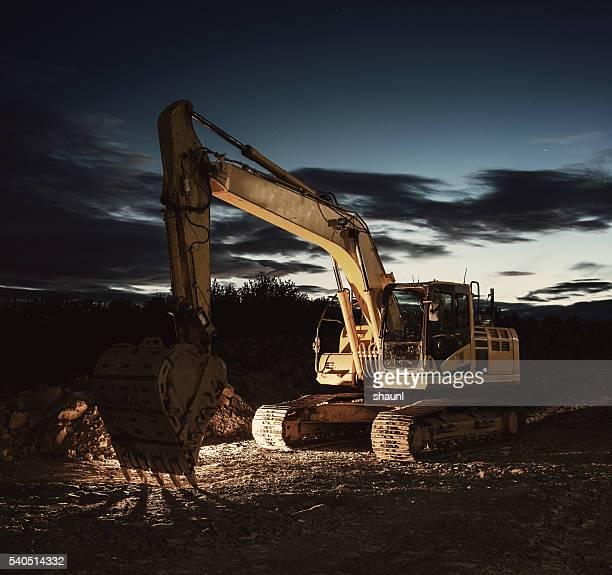 Digging Into Night