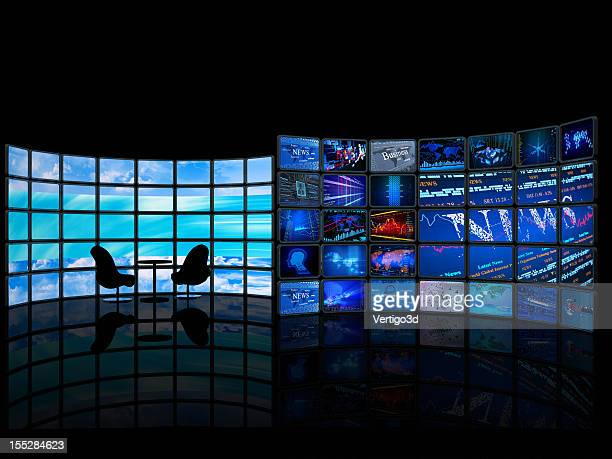 Digital Business News TV studio