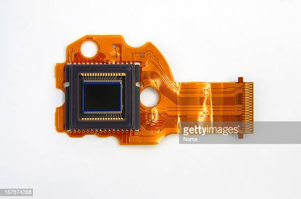 Digitale Kamera CCD-sensor