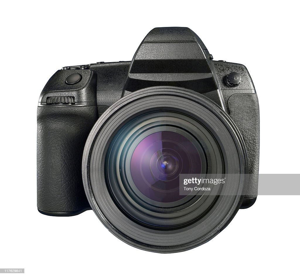 DSLR Digital Camera : Stock Photo