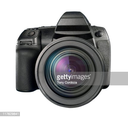 DSLR Digital Camera : Stock Photo