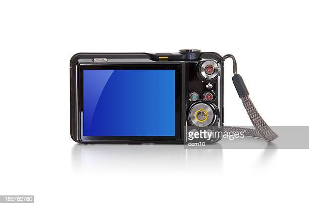 Digital Camera with blank LCD screen