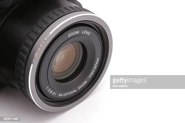 Digital camera - zoom lens