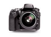 SLR Digital Camera/close-up