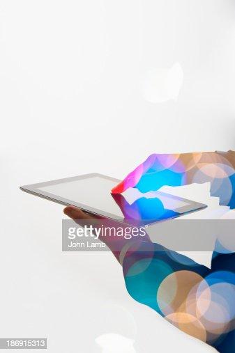 Digital colour : Stock Photo