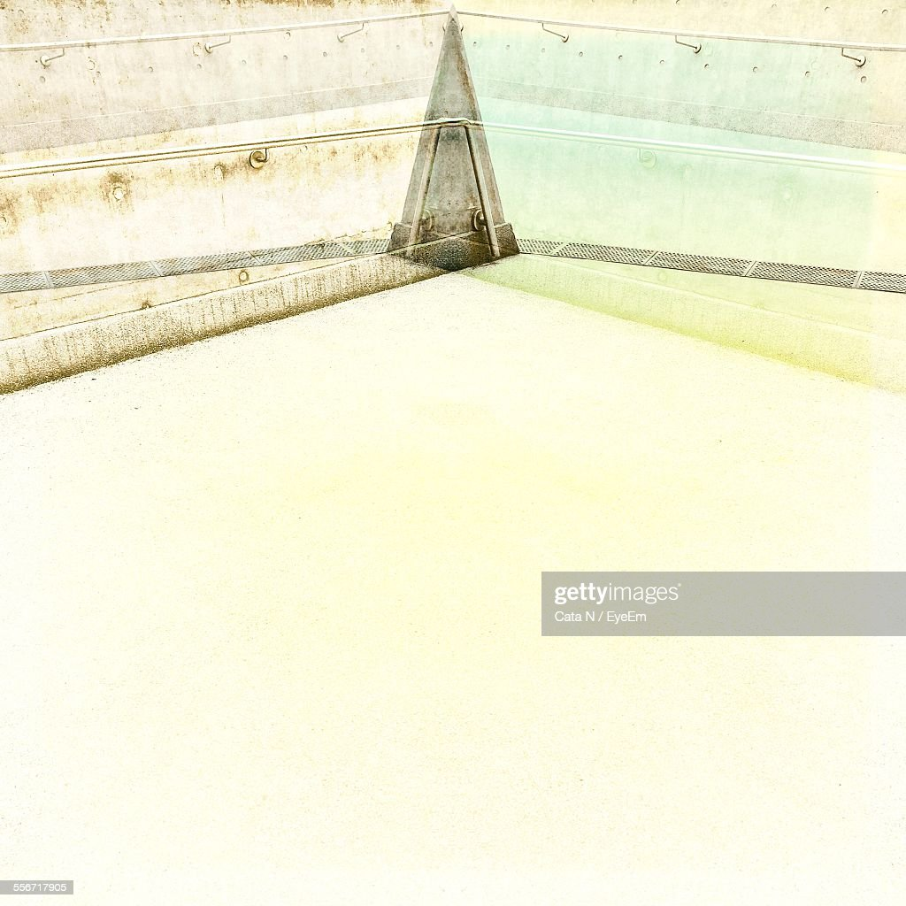 Digital Composite Image Of Wall