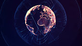 Digital design of a global network