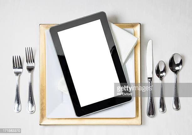 Digital salle à manger