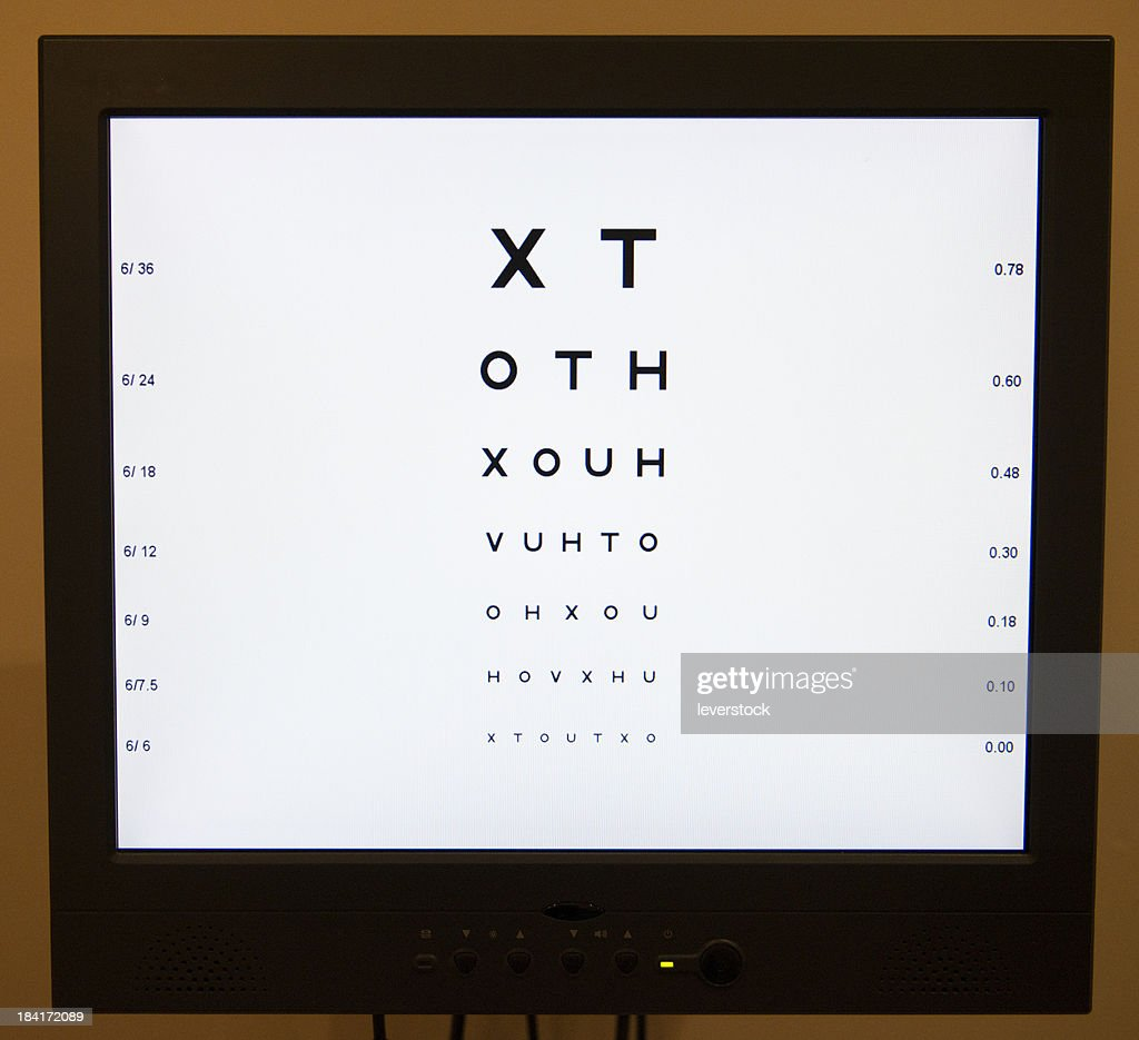 Digital Eye Chart Rebellions