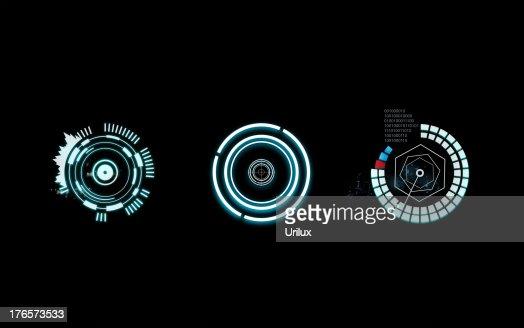 Digital eyes like Big Brother's spies