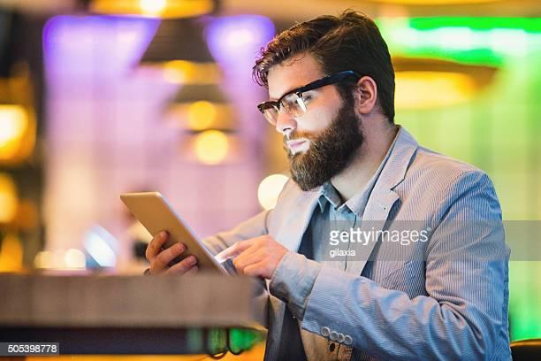 Digitale hipster.