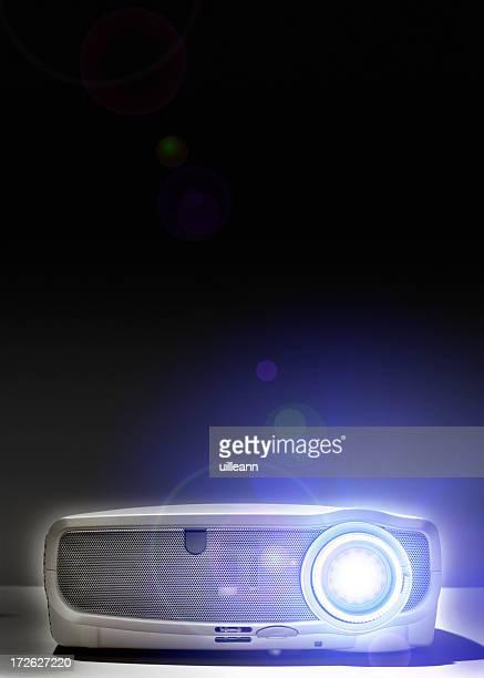Digital LCD projector
