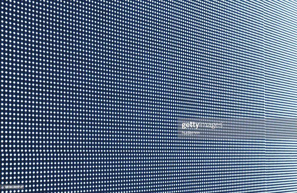 Digital LED screen