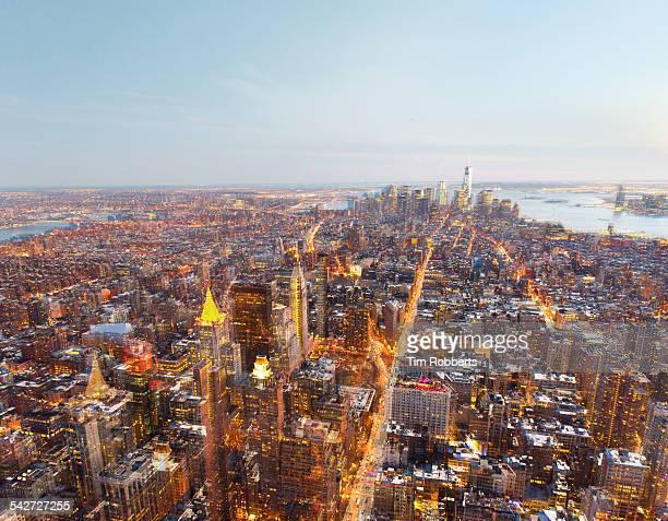 Digital Manhattan.