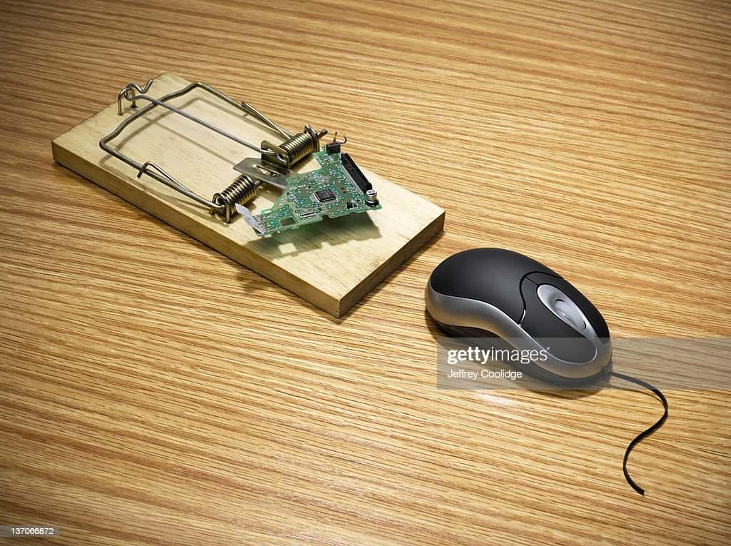 Digital Mouse and Trap