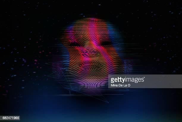 GAF01: Digital portrait
