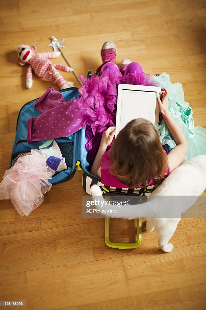 Digital princess : Stock Photo