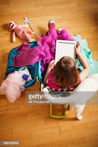 Digital princess : Stock Photo