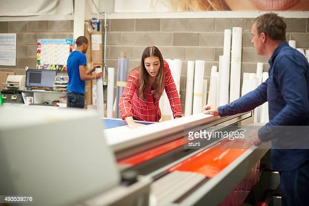 Digitaldruck Beschilderung Unternehmen
