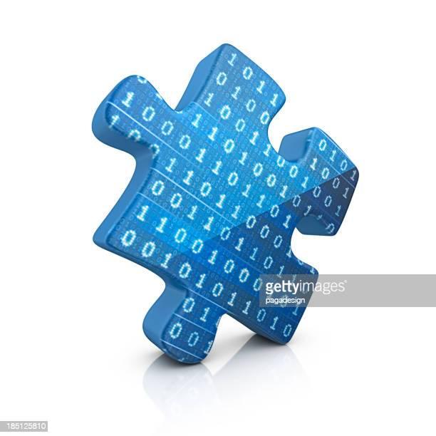 digital puzzle