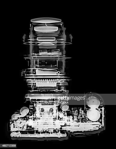 Digital SLR camera, X-ray