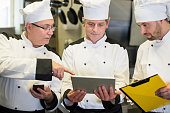 Digital technology is helpful even in the kitchen