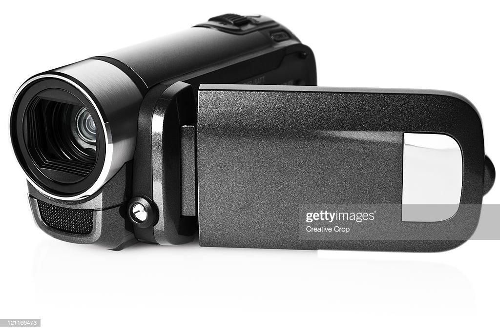 Digital video camera : Stock Photo